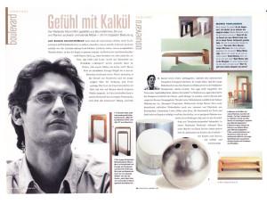 Arkitektur und Wohnem – May 1999