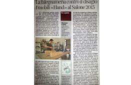 Corriere della Sera – Giugno 2014
