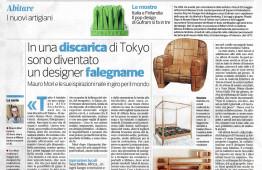Corriere della Sera – Febbraio 2015