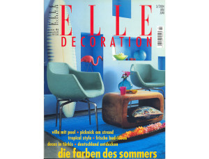Elle Decoration Germany – May 2004