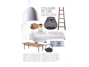 Elle Decoration Germany – March 2013