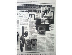 New York Times – March 13th 1995