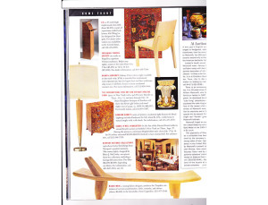 Elle Decor – March 1997