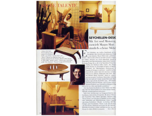 Elle Decor – June 1996
