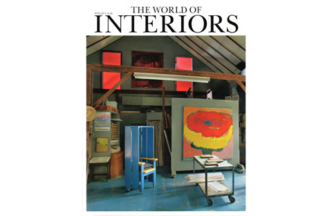 The world of interiors – April 2015